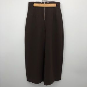 Babaton high waisted culotte trousers
